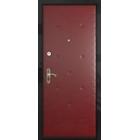 Металлические двери с отделкой винилискожей, дермантином