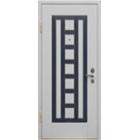 Двери металлические входные элитные с отделкой камнем