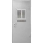 Двери с кассовым модулем
