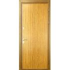 Двери с отделкой ламинатом