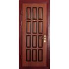 Стальные двери облицованные пластиком (ламинированные)