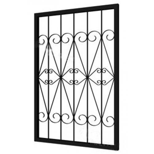 металлические складские решетчатые сварные двери