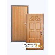 Входная металлическая дверь с отделкой МДФ ПВХ и ламинированной панелью