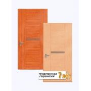 Стальная дверь, облицованная пластик-постформингом