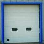 Промышленные и гаражные секционные ворота
