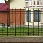 Сварные металлические заборы и ограды