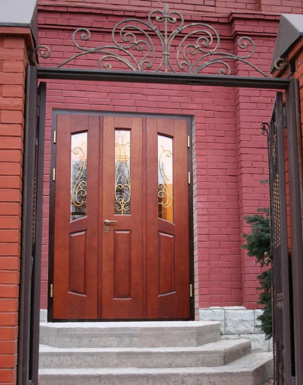 элитные двери для коттеджа