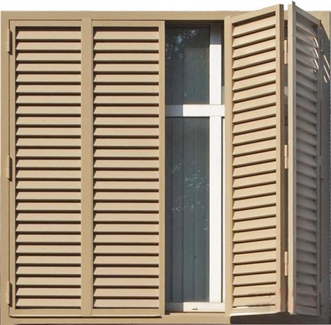 раздвижные металлические ставни на окна
